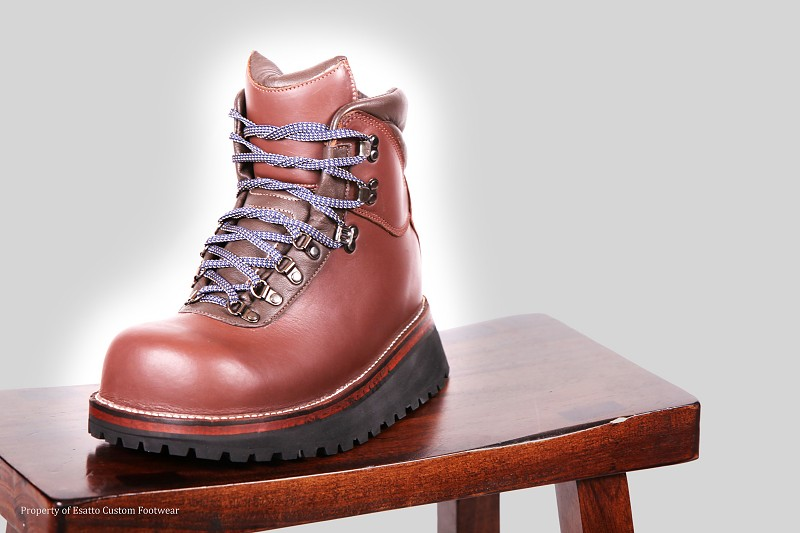 custom hiking boots classic hiker esatto casual